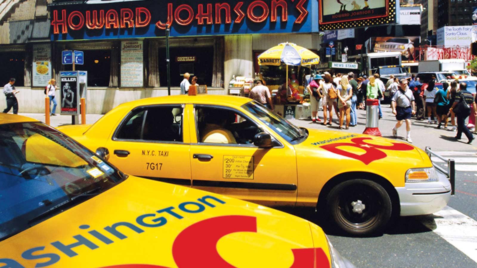Washington, DC | Le branding de Washington, DC | Agence créative, Branding de lieux, Design, Publicité, Stratégie, Stratégie de marque