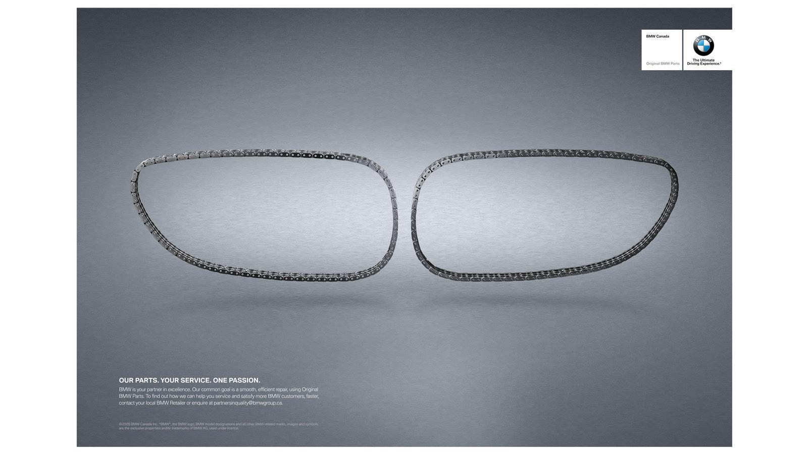 BMW Canada | Campagne imprimée grilles | Automobile, Design, Imprimé