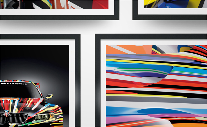 BMW Canada | La vente aux enchères d'œuvres d'art BMW | Design de site web, Développement de site web, Innovation numérique, Marketing numérique, Médias sociaux, Publicité automobile, Stratégie