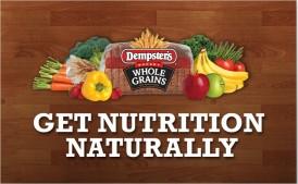 Dempster's | La nutrition, naturellement | - Stratégie et placement numériques, Design de site web, Marketing numérique, Médias sociaux, Mobilité adaptée, Publicité en ligne