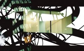 Scotiabank | Nuit Blanche – Identité de marque | Collatéral, Design, Extérieur, Imprimé