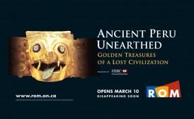 Musée royal de l'Ontario | Exposition Ancien Pérou | Design, Extérieur, Imprimé