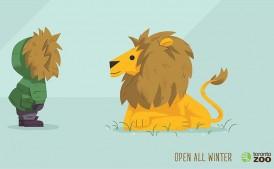 Zoo de Toronto | Campagne de marketing direct et d'affichage extérieur | Créativité, Publicité, Stratégie, Stratégie de marque