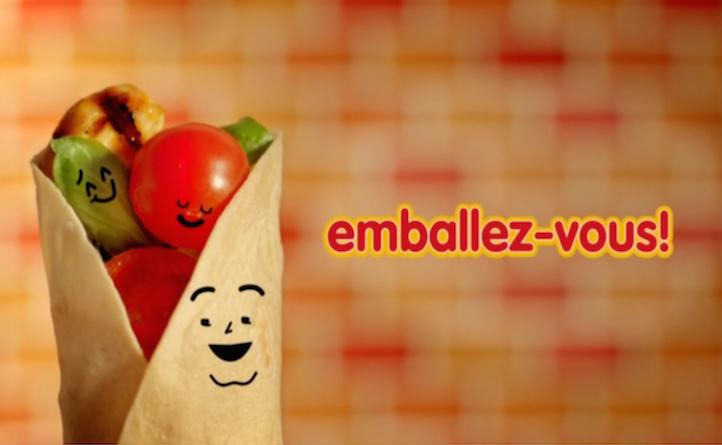 Dempster's | Dempster's Emballez-vous! |