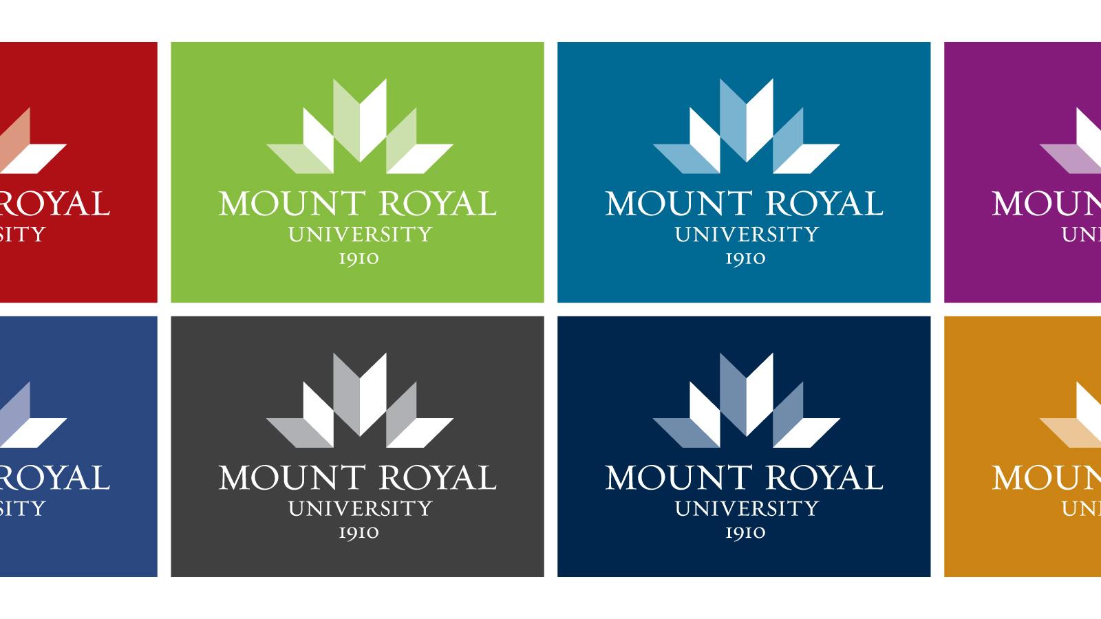 Mount Royal University | Campagne de marque |