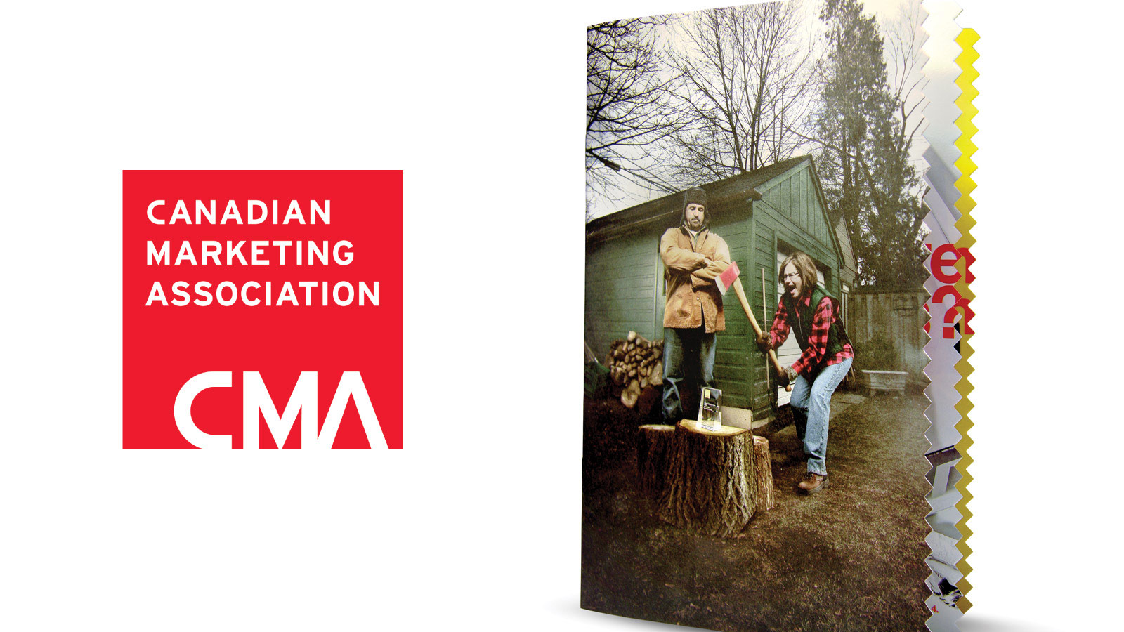 Canadian Marketing Association   Win-Win Campaign   Design
