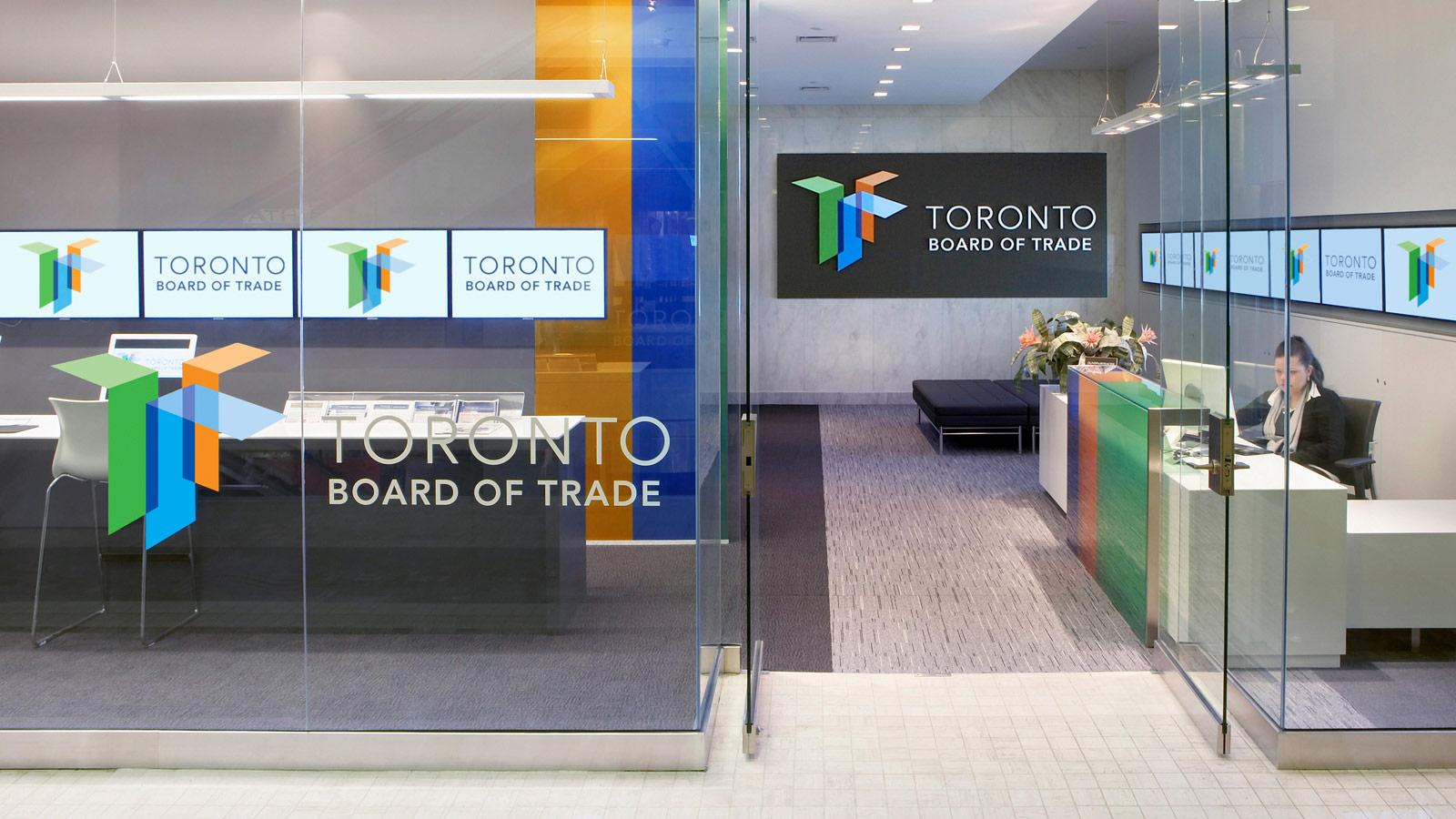 Toronto Board of Trade   Identité de marque   Design, Stratégie de marque