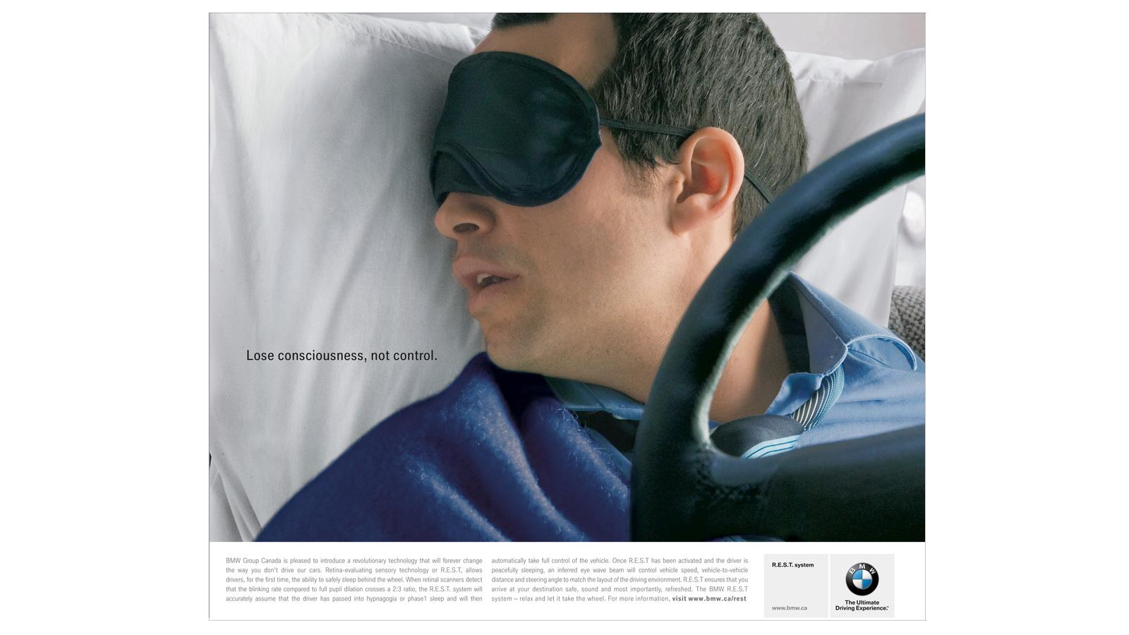 BMW Canada | April Fool's Campaign | Digital Marketing, Website Design & Development