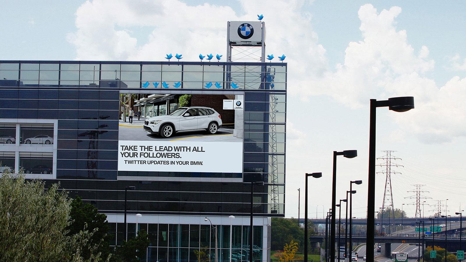 BMW Canada   Twitter Birds  