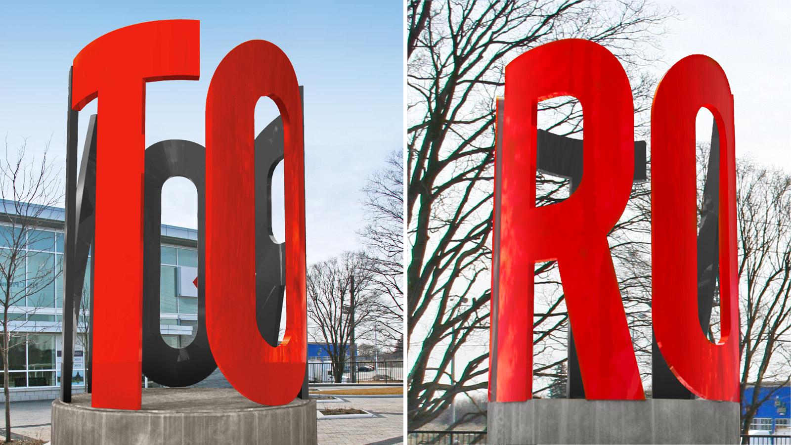 Toronto 360 | Toronto 360 Sculpture | Advertising, Brand Strategy, Design, Strategy