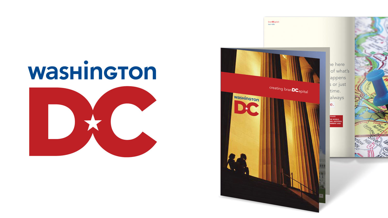 Washington, D.C. | Washington, DC Place Branding | Advertising, Brand Strategy, Design, Place Branding, Strategy