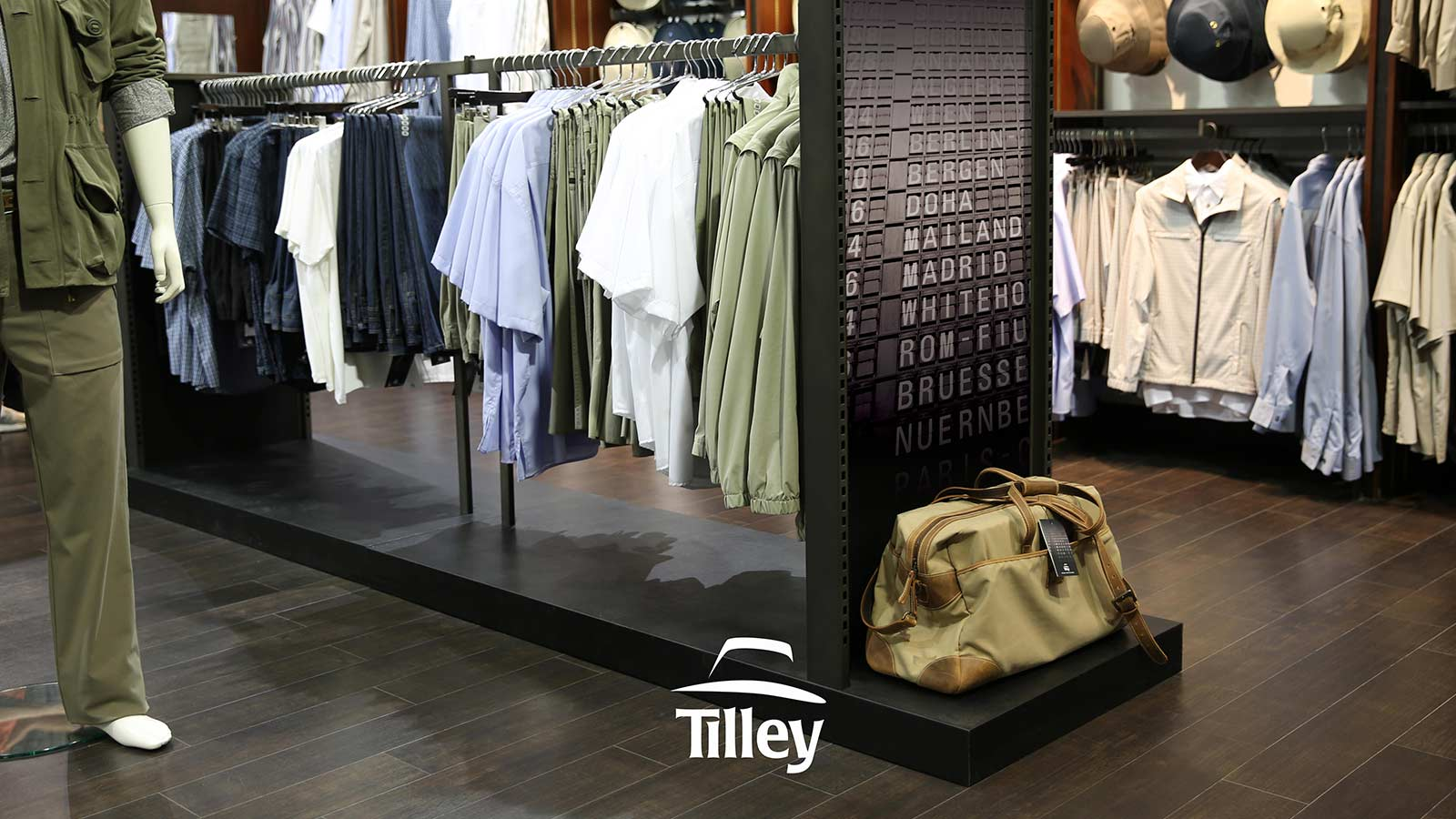 Tilley | Integrated Brand Campaign | Advertising, Brand Strategy, Branding, Broadcast Production, Digital Innovation, Digital Marketing, E-Commerce, Local Store Marketing, Mobile, Social Media