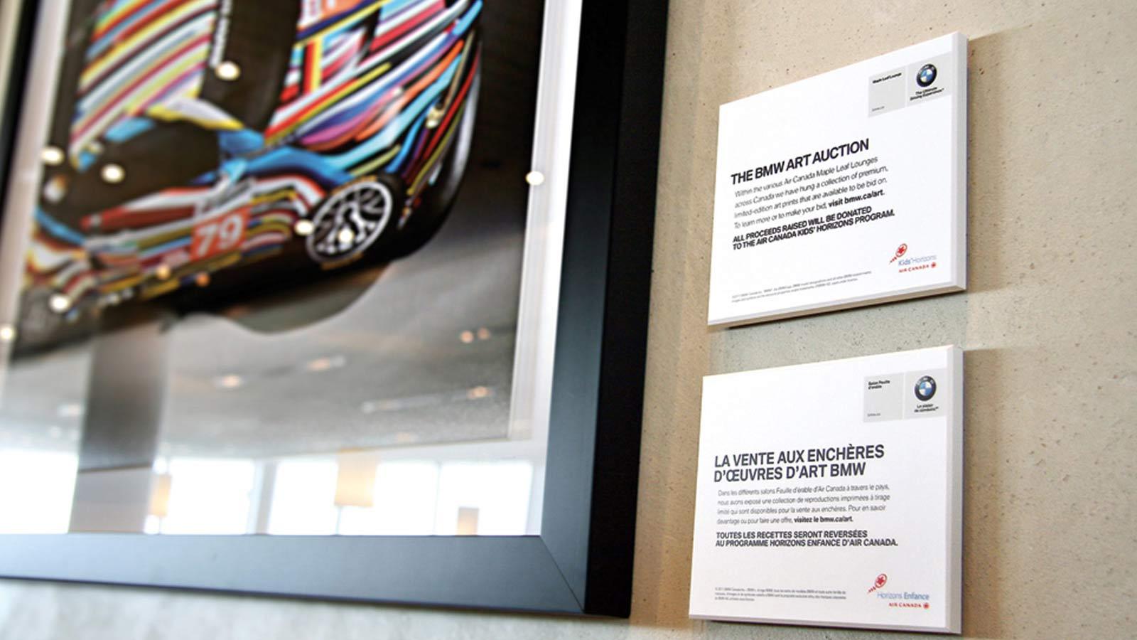 BMW Canada | BMW Art Auction | Digital Innovation, Digital Marketing, Social Media, Strategy
