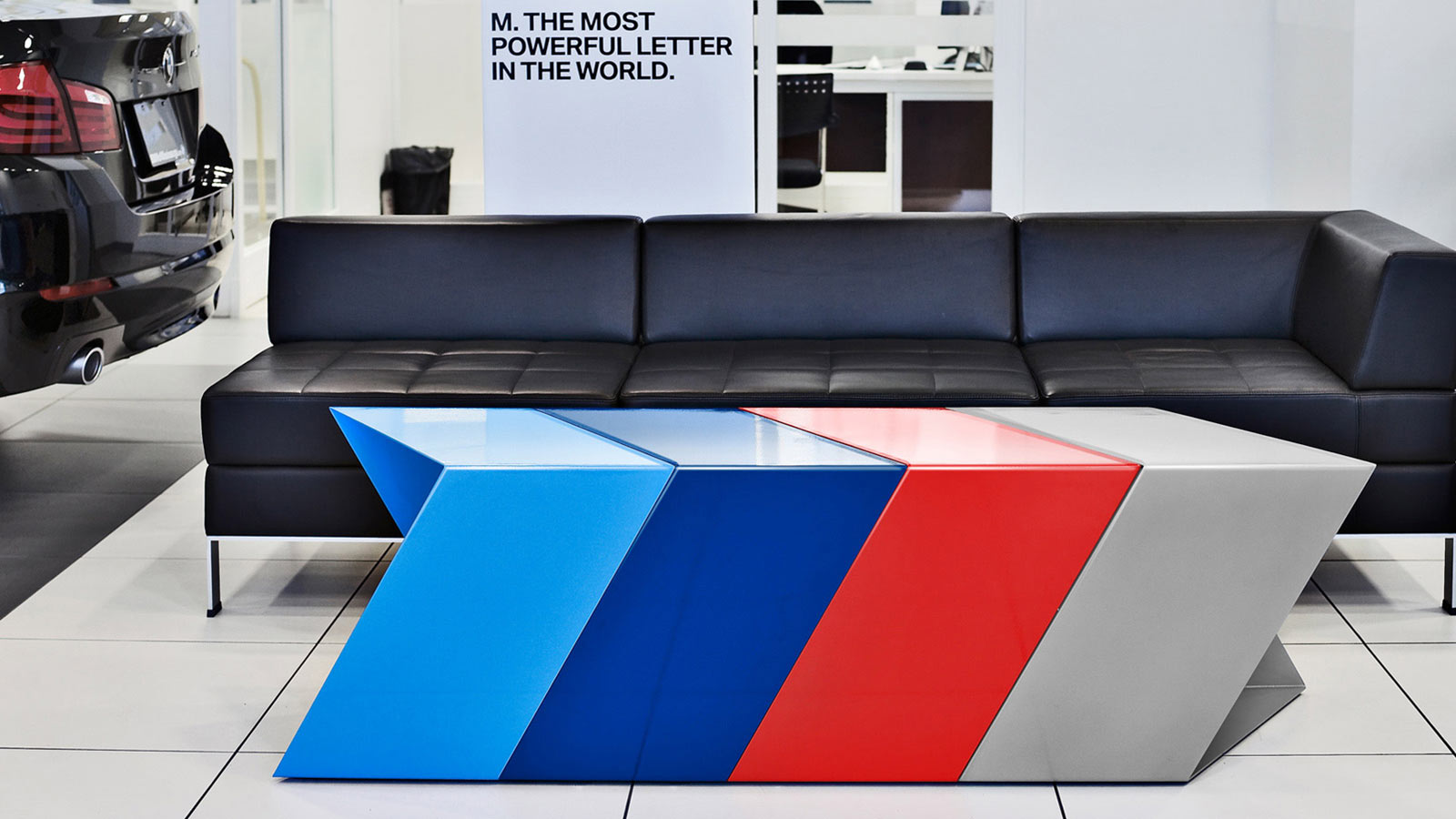 BMW Canada | BMW M Furniture | Advertising, Brand Strategy, Design, Strategy