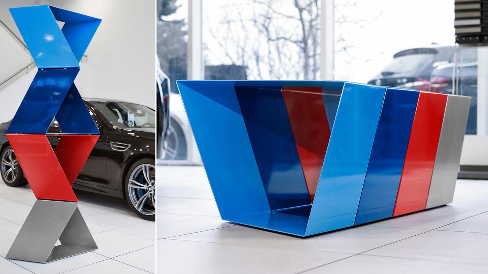 Used Bmw Toronto >> BMW M Furniture - Cundari