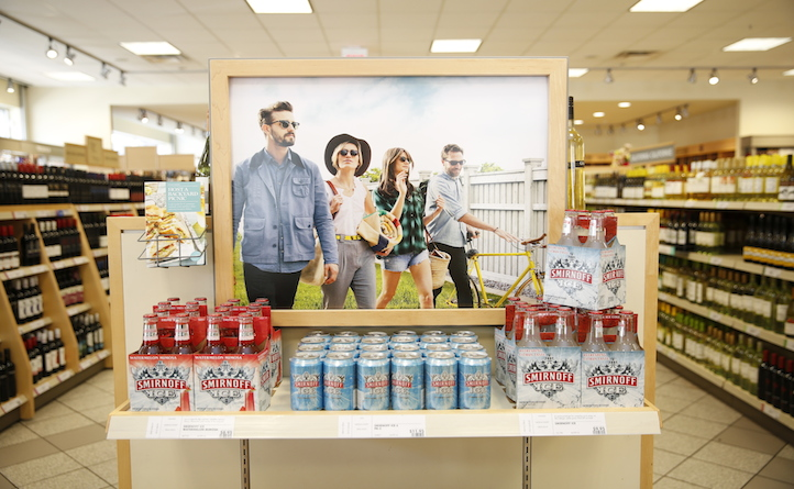 LCBO | LCBO Summer Social | Brand Strategy, Branding, Design