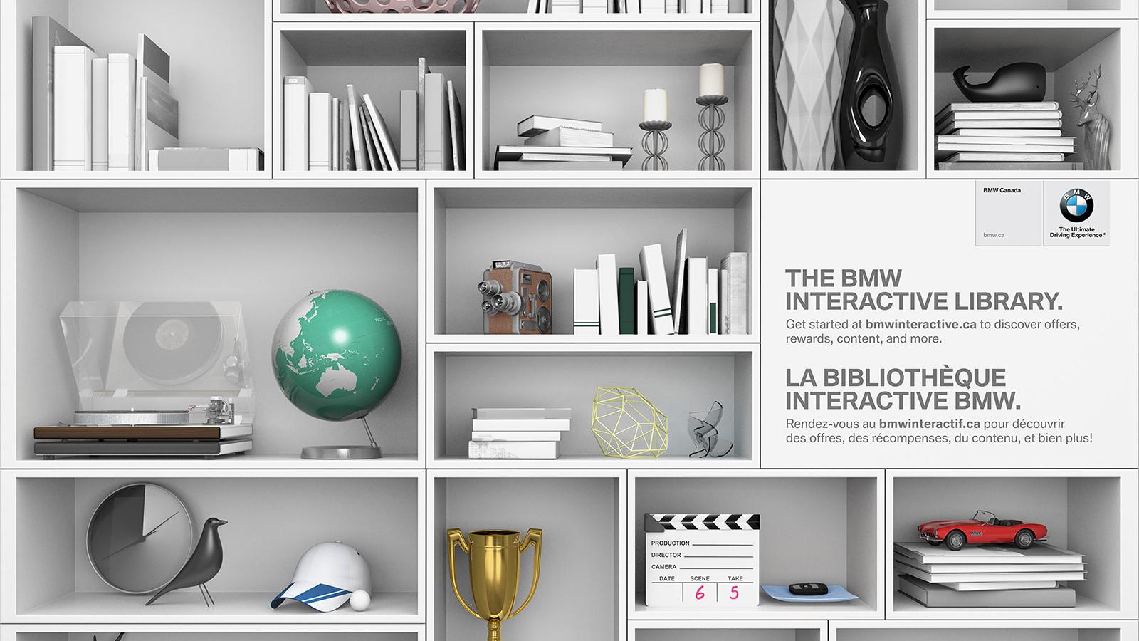 BMW Canada | BMW Interactive Wall | App Development, Augmented Reality, Design, Digital Innovation, Digital Marketing, Experiential, Mobile, Website Design & Development