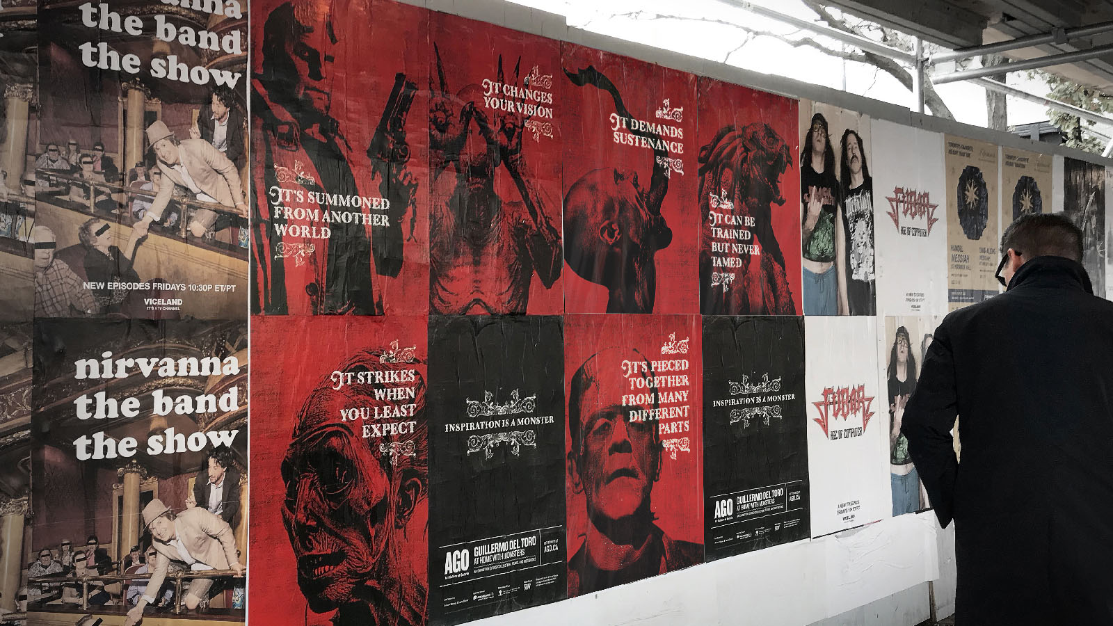 AGO | AGO – Guillermo del Toro | Advertising