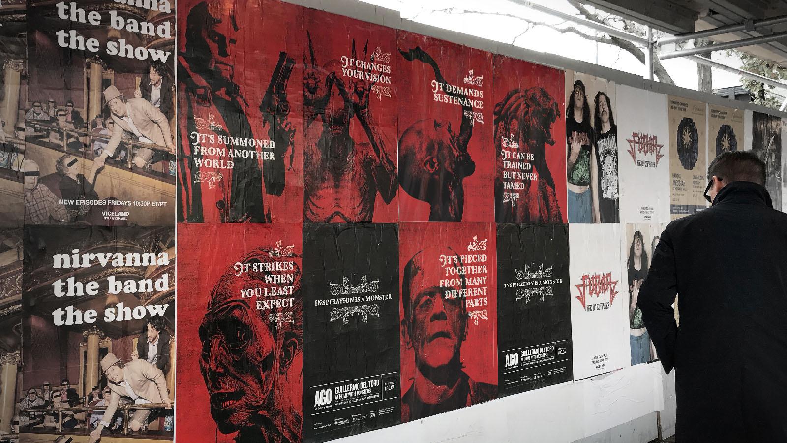 AGO | AGO – Guillermo del Toro | Advertising