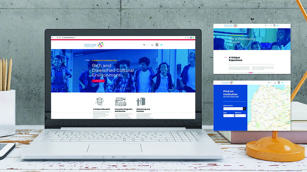 French Language Education Ontario | French Language Education Ontario | Website Design & Development