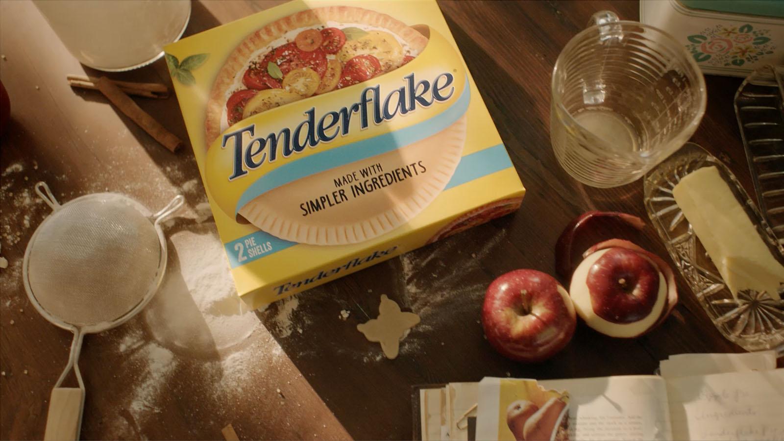 Tenderflake | Tenderflake – Brand Work | Advertising