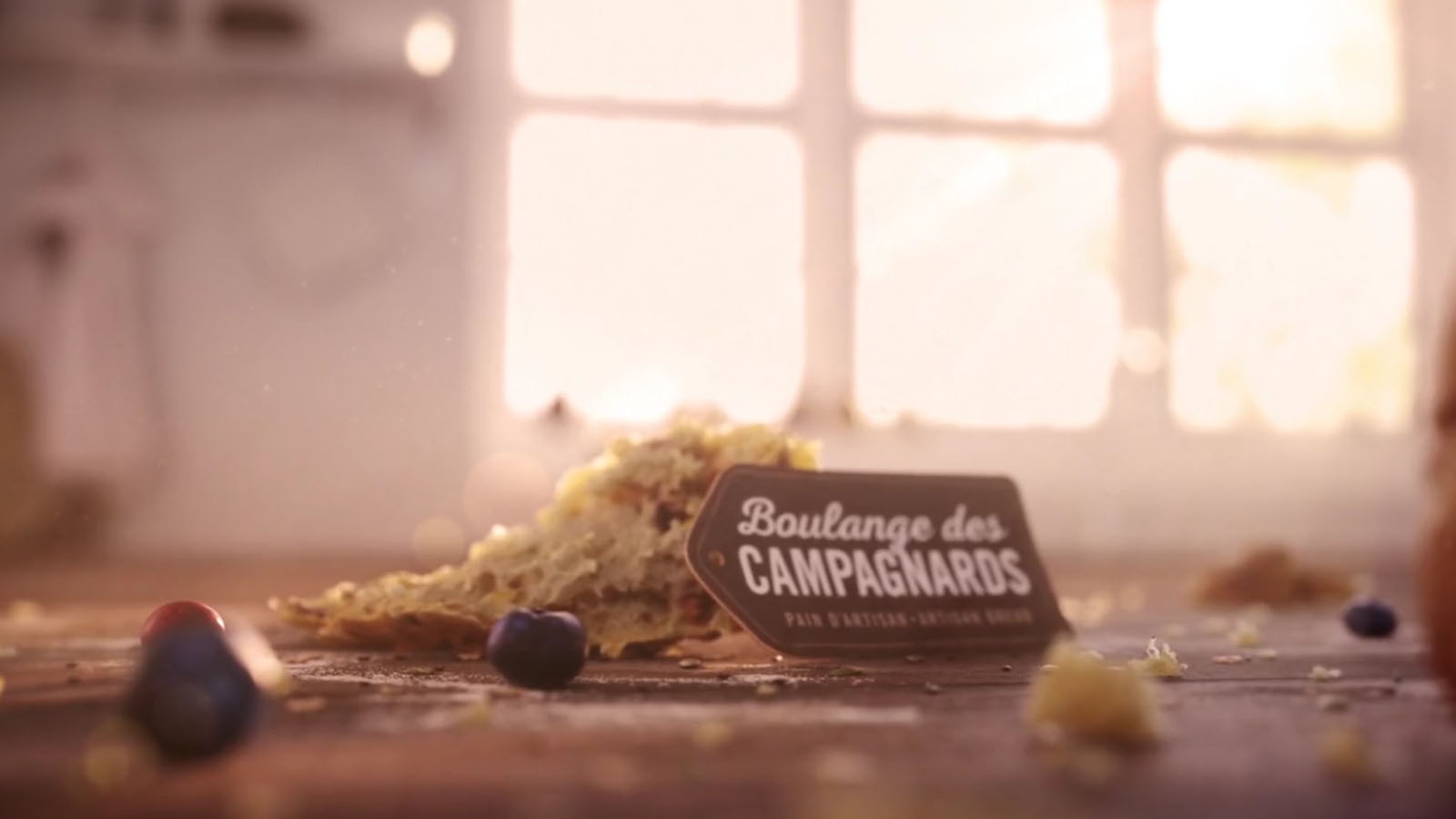 Canada Bread   Boulange Des Campagnards   Advertising
