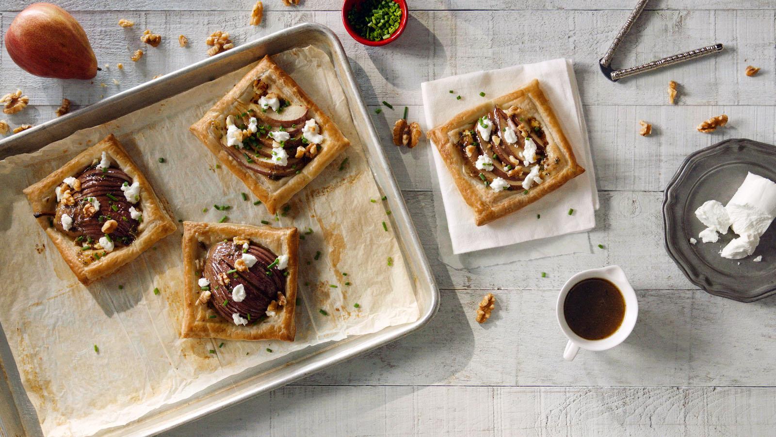 Tenderflake | Test Kitchen | Advertising