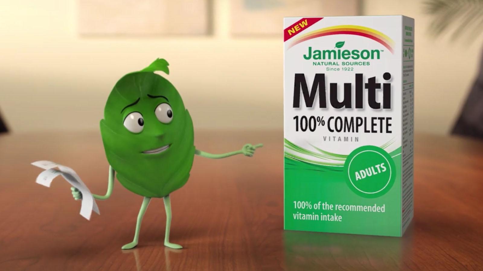 Jamieson Vitamins | Jamieson Vitamins – Jay the Leaf |
