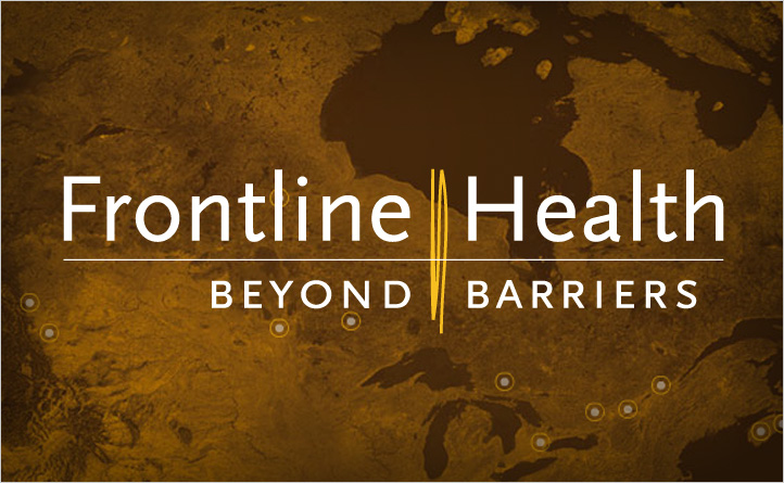 AstraZeneca Canada | Frontline Health | Design, Website Design & Development