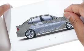 BMW Canada | Scratch DM | Direct Marketing