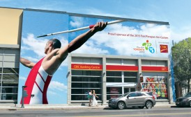 CIBC | Pan Am Branch Transformation | Event, Experiential