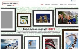 "Panasonic | LUMIX ""Perfect Shot"" 