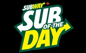 SUBWAY Restaurants | Sub of the Day 2013 |