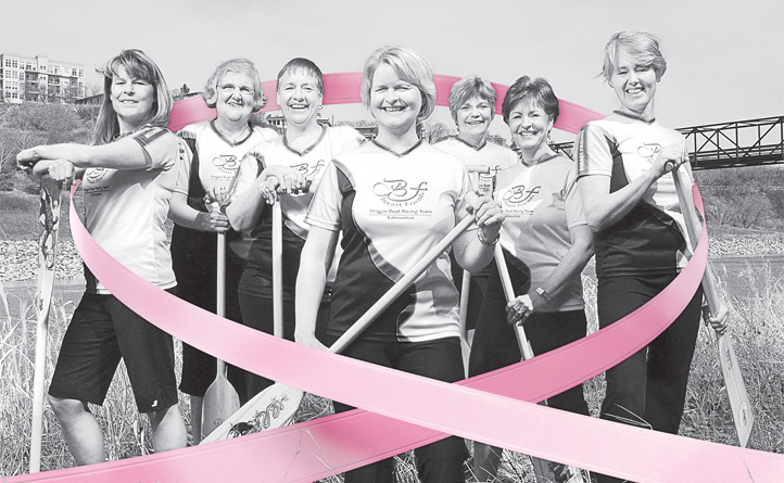 Canadian Breast Cancer Foundation | Run for the Cure | Brand Strategy