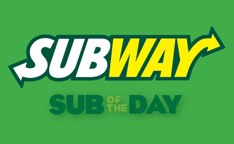 SUBWAY Restaurants | Sub of the Day |