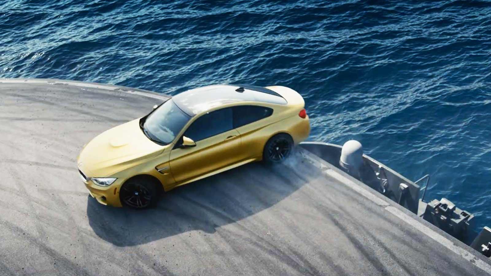 BMW M Powered Films