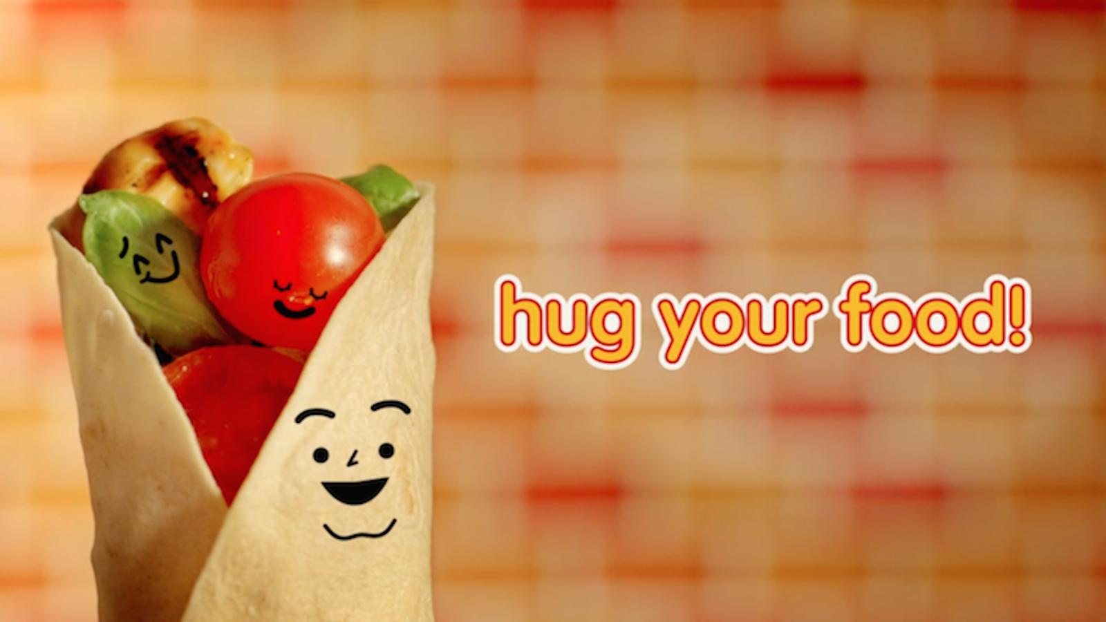 Dempster's Hug Your Food
