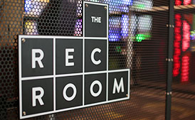 Cineplex Entertainment | The Rec Room | Brand Strategy, Branding