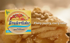 Tenderflake | Tenderflake – Brand Work | Advertising
