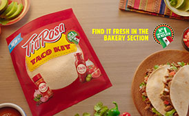 Canada Bread | Tia Rosa | Advertising