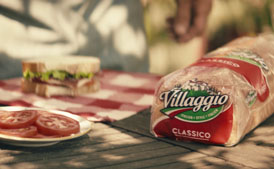 Canada Bread | Villagio – D'Italiano | Advertising